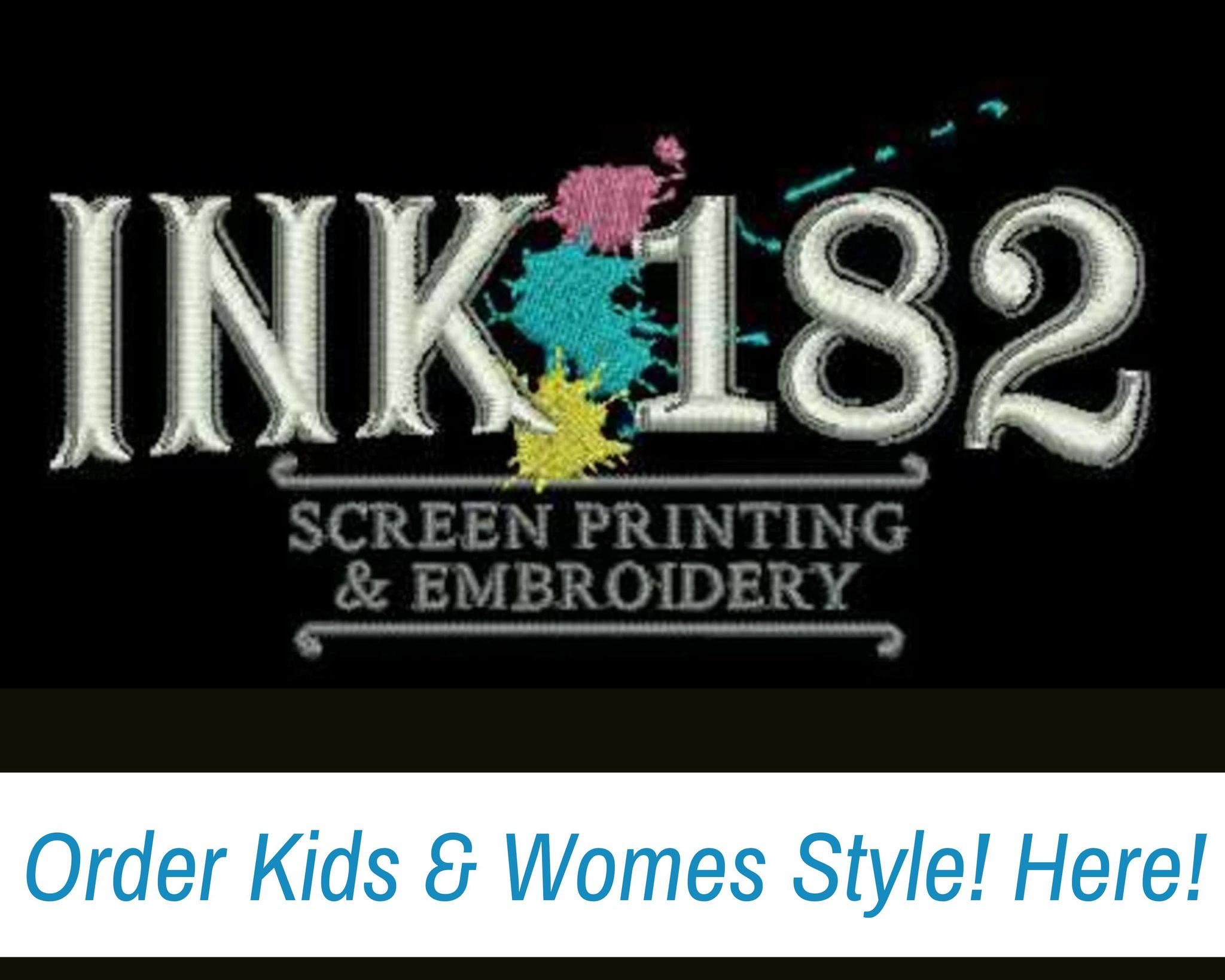 Order Kids & Womens Style Here!
